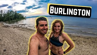 Lake Champlain || Burlİngton Vermont || Full Time RV Living