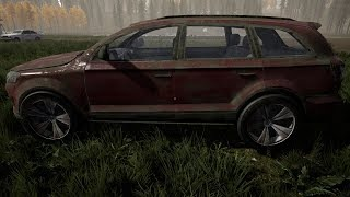 Mist Survival Gameplay E3 We have a car