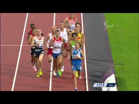 Athletics - Men's 1500m - T20 Final - London 2012 Paralympic Games