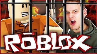 TRAPPED DANS une PRISON ROBLOX!