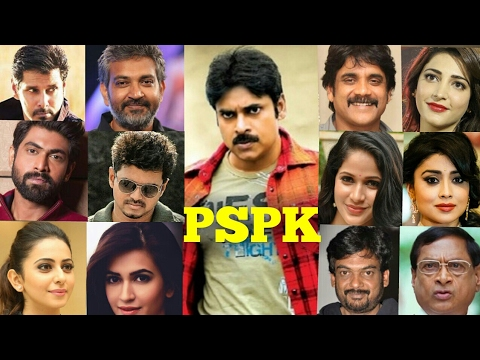 Thumbnail: Celebrities About Pawan Kalyan || Stars Craze on Pawan Kalyan || Katamarayudu || Pawan kalyan