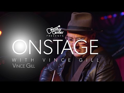 "Vince Gill ""This Old Guitar And Me"" Guitar Center OnStage Finals"