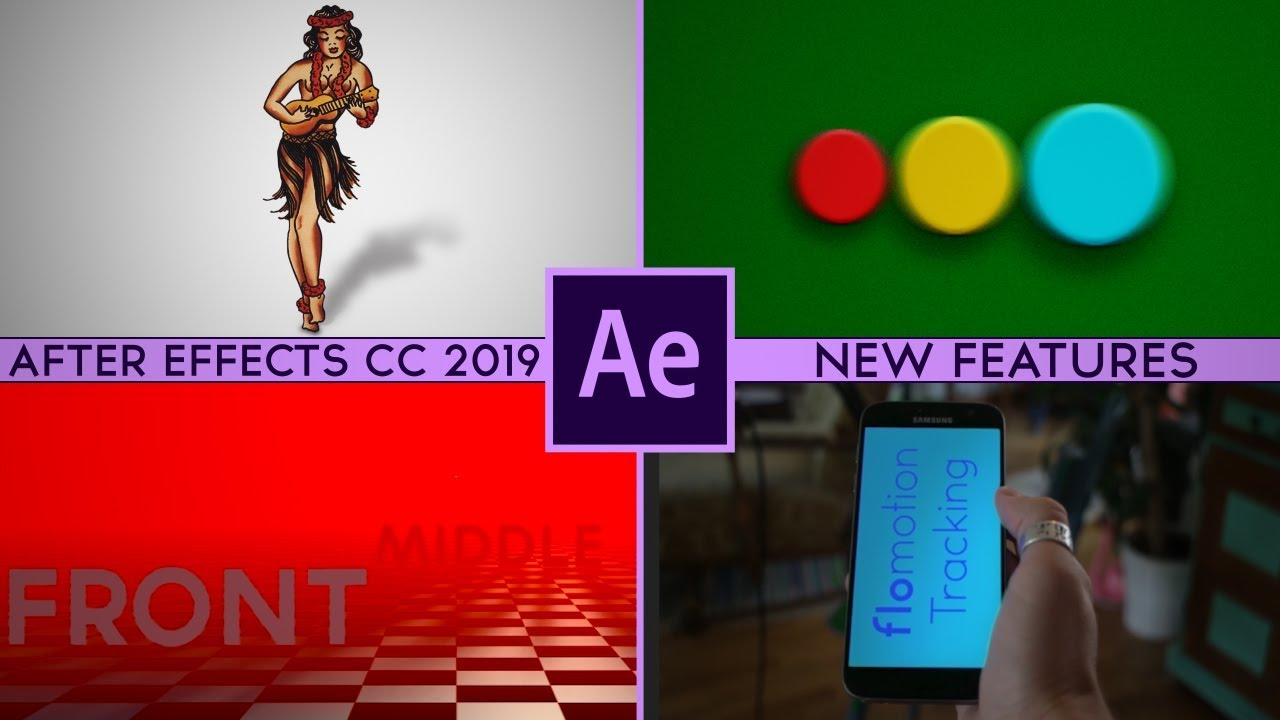 After Effects News 2018 October #2 by Rich Young - ProVideo Coalition