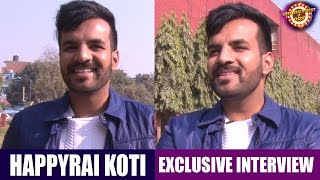 Happy Rai Koti | Motor Mitran Di | Exclusive Interview | Channel Punjabi