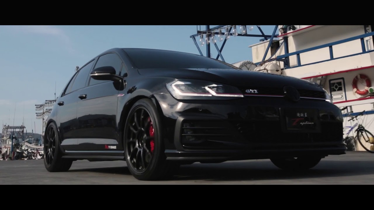 Golf Gti Mk7 Tuning >> Volkswagen Golf GTI MK7.5 x Fi Exhaust - Crazy Acceleration ! - YouTube