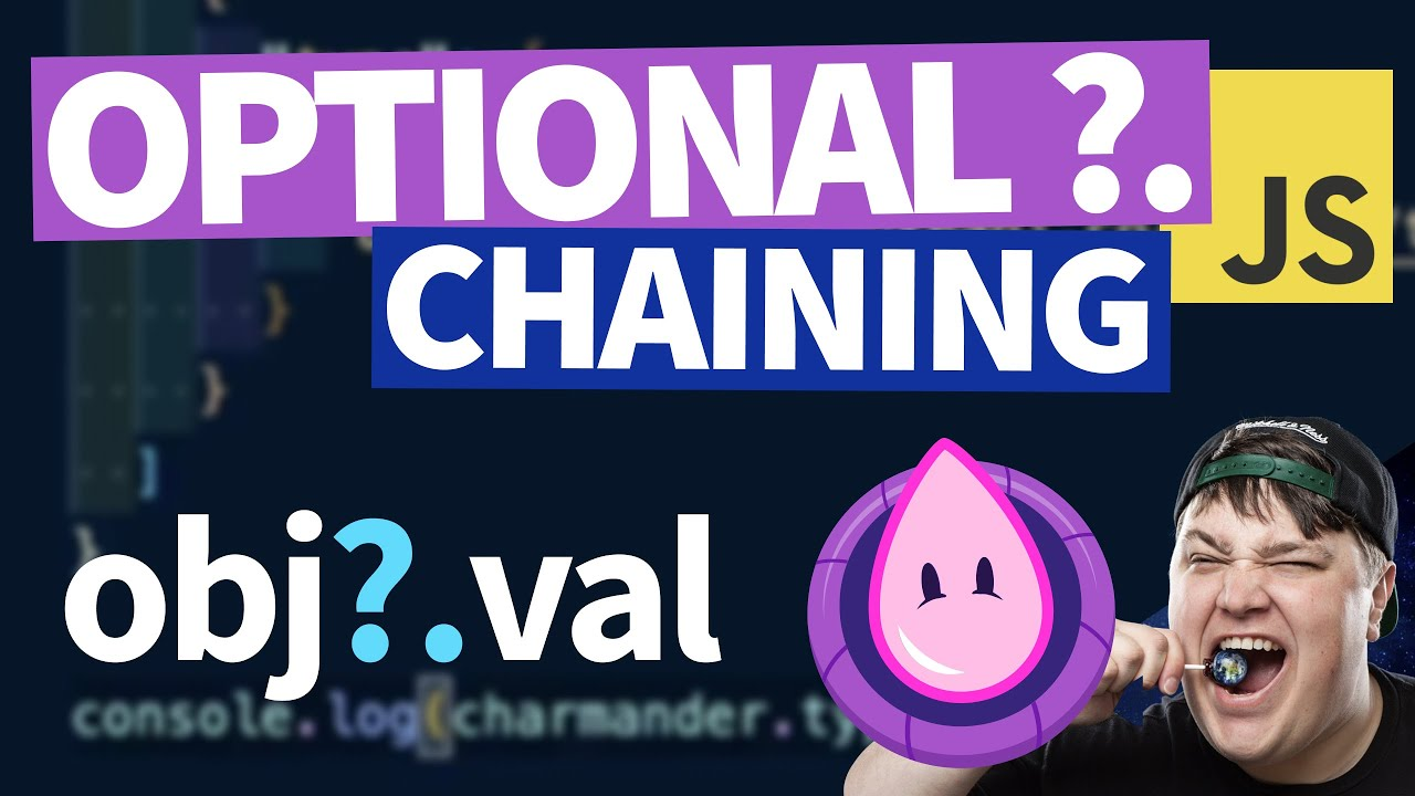 Optional Chaining in JavaScript: Question Mark Operator - Jelly Drop