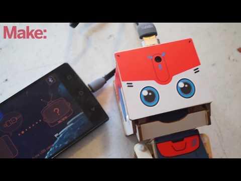 MU Spacebot Educational Robot Review