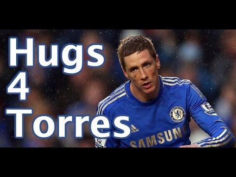 Fernando Torres needs hugs