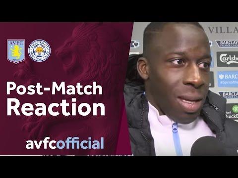 Villa 1 - 1 Leicester City post-match reaction