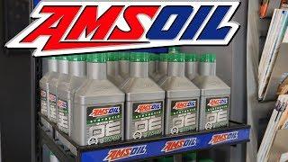 Amsoil Motor Oil - Synthetic Amsoil Motor Oil
