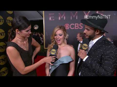 #EmmyNaTNT   Entrevista com Cara Buono