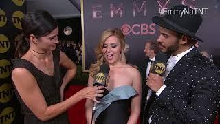 #EmmyNaTNT | Entrevista com Cara Buono