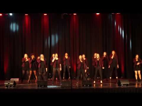 Vocal Point ICCA Semifinals Set 2017