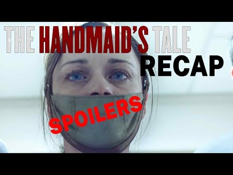 The Handmaid's Tale Recap: Season One And Two | The Spinoff For Lightbox