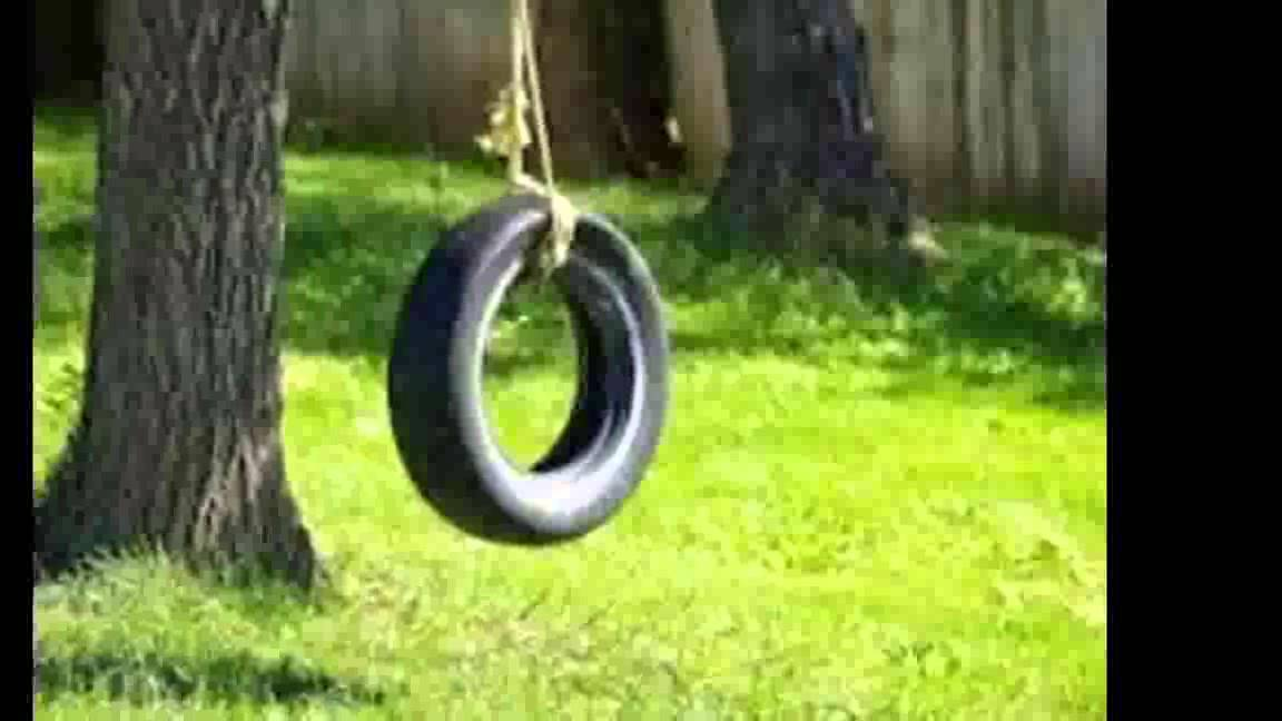 What to do with old tires youtube for What do you do with old tires