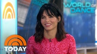 Jenna Dewan Tatum On 'World of Dance' And Life With Channing Tatum | TODAY