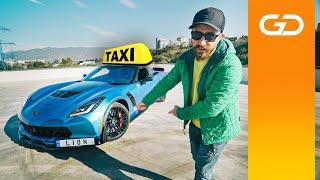 Sport Taxi გიორგი დანელიასთან