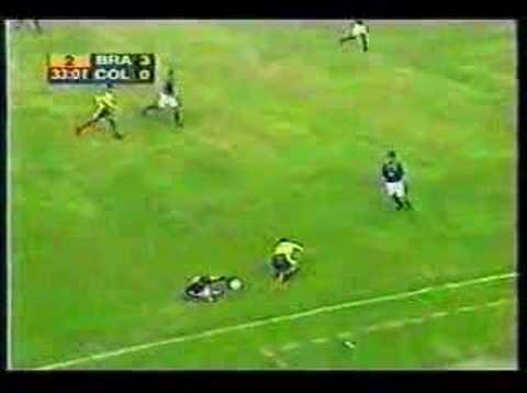 Alberoni na Seleção Brasileira