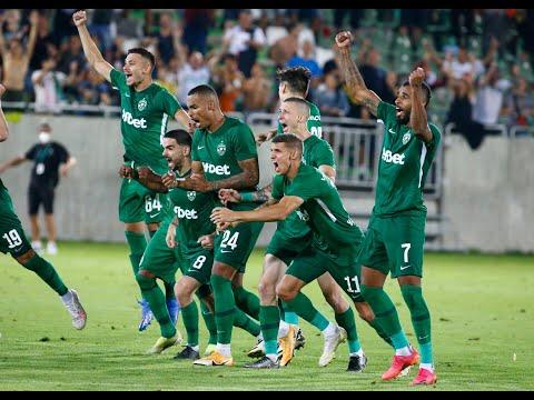 Ludogorets Razgrad Olympiakos Goals And Highlights