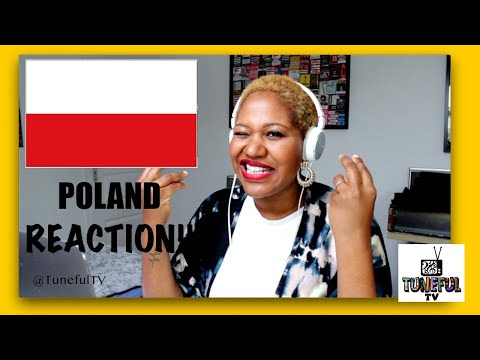 Eurovision Reaction 2021 - POLAND (Tuneful TV)