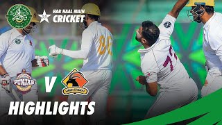 Full Highlights | Southern Punjab vs Sindh | Day 3 | QA Trophy 2020-21 | PCB | MC2T