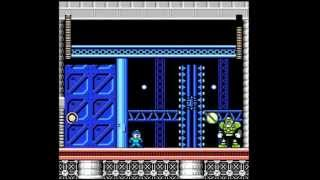 Megaman 5 Indonesian Artifact - Perfecting all robot masters!