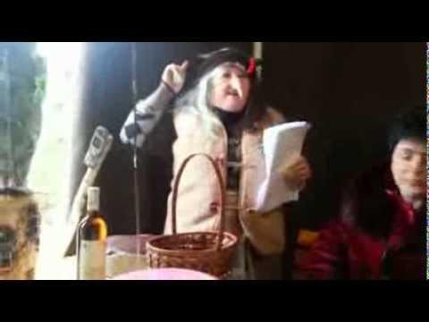 Поздравление Бабы Яги с юбилеем - Познавательные и прикольные видеоролики