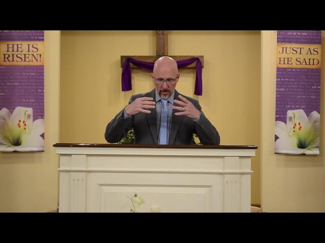Calvary Baptist Church 4/26