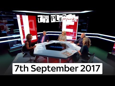 The Pledge | 7th September 2017