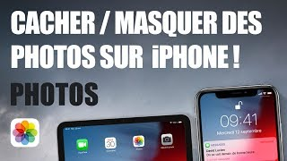 Astuce : cacher / masquer des photos sur iPhone et iPad