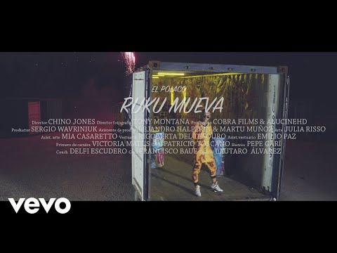 El Polaco - Ruku Mueva (Official Video)