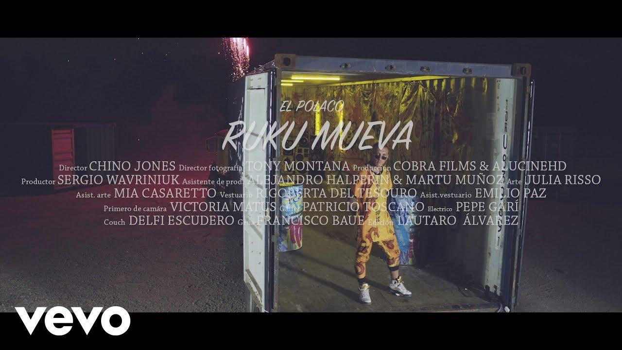 topowe marki naprawdę wygodne 2018 buty El Polaco - Ruku Mueva (Official Video)