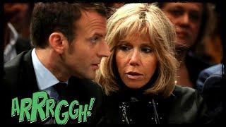 Brigitte Macron cible d'une nouvelle attaque de mauvais goût