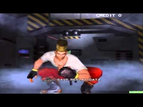 Tekken 4 - [Arcade - HD] - Paul Playthrough