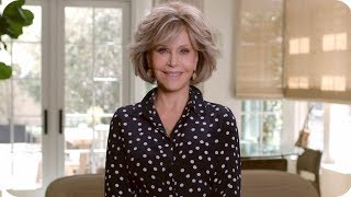 Meet Jane Fonda & Lily Tomlin on the Grace and Frankie Set // Omaze