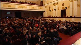 Кривой Рог на вечере Гордона избрал президента Украины