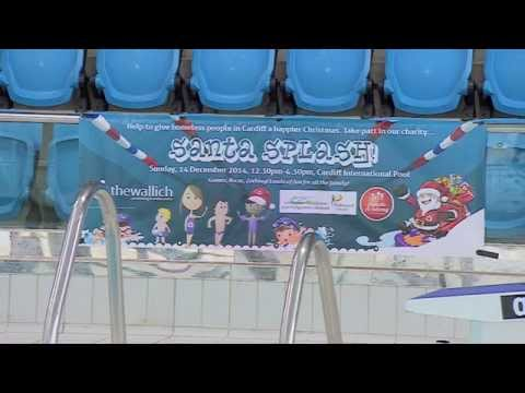 Charity Santa Splash