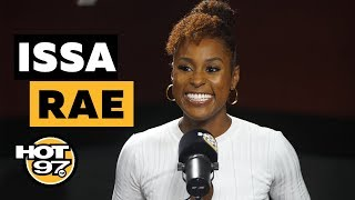 Issa Rae On #LawrenceHive Backlash, Why Her Mom Stopped Watching 'Insecure' & Meeting The Obama's