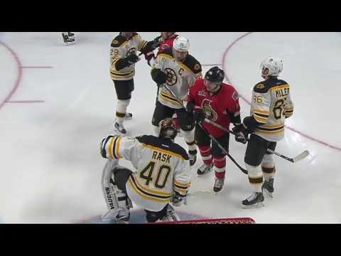 Boston Bruins vs Ottawa Senators - March 6, 2017 | Game Highlights | NHL 2016/17