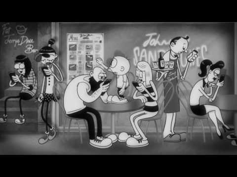 Are You Lost In The World Like Me 1080p by # Steve Cutts