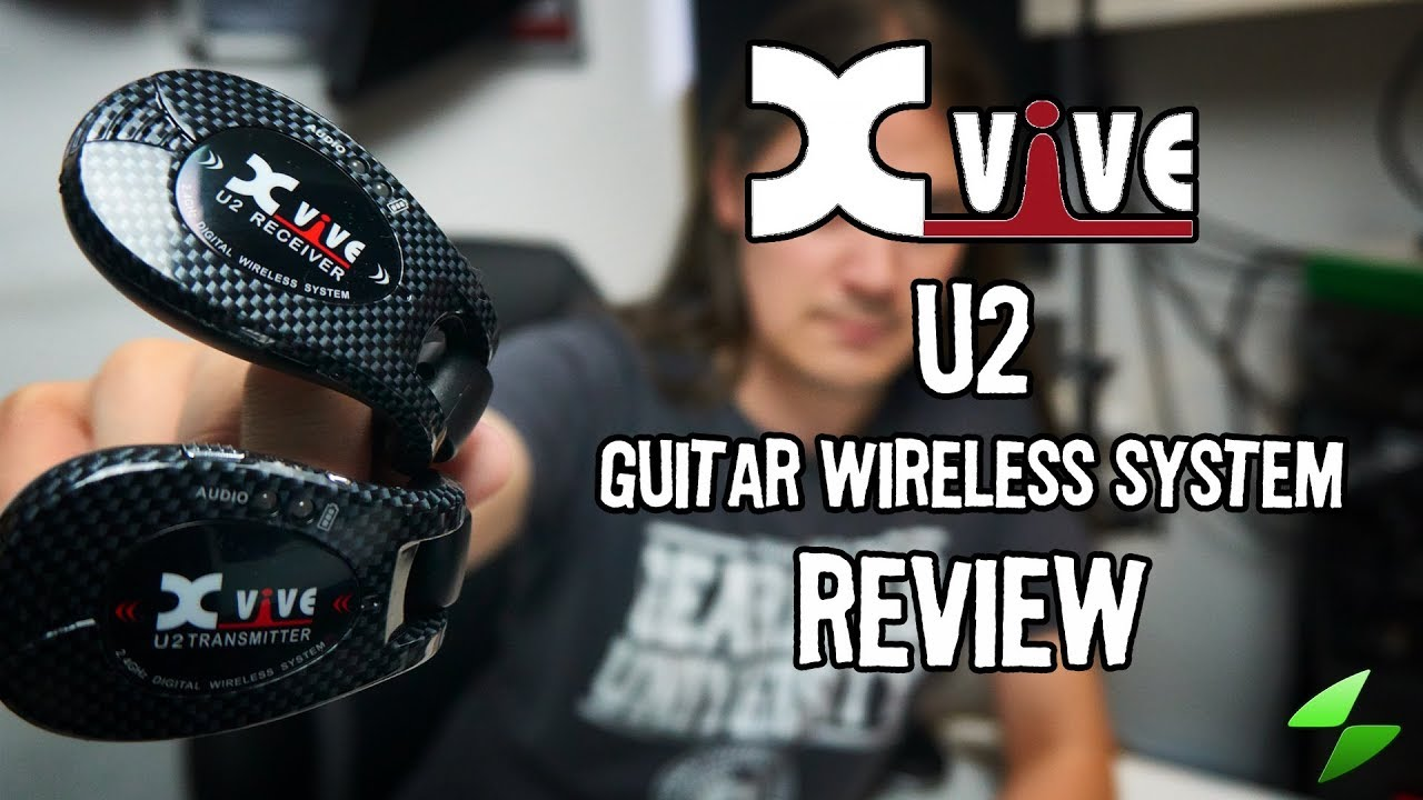 Xvive U2 Guitar Wireless System Full Review Youtube