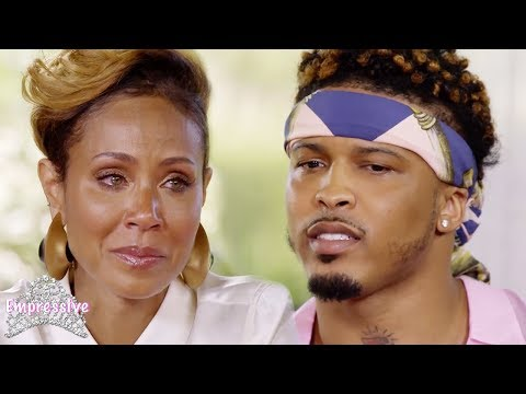August Alsina opens up about his battle with addiction on Jada Pinkett Smith's