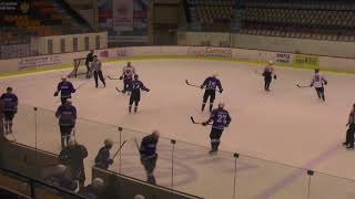 Хоккей ЛНХЛ Айсберг-Бриллиант 23.11.2017 г. 3 пер. Пермь