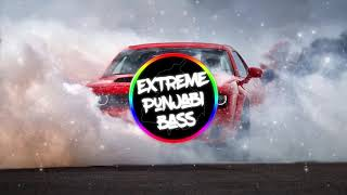 Jatt Life [BASS BOOSTED] Varinder Brar | Latest Punjabi Songs 2019
