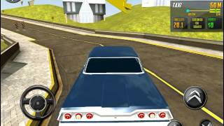Car Simulator 3D 2016: Driver - Open World Simulation and Car Racing Game on Traffic iOS Gameplay