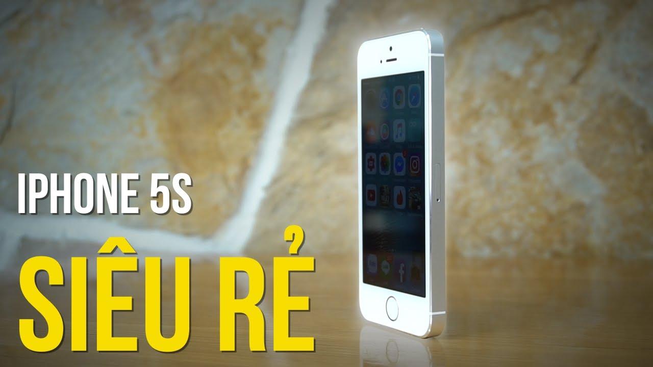 LƯU Ý ĐÃ BÁN HẾT SUẤT iPhone 5S 16GB giảm ngay 1 triệu   Cực ngon, cực bổ, cực rẻ