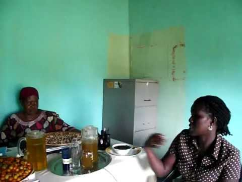 FIDA Uganda networks with GWENET