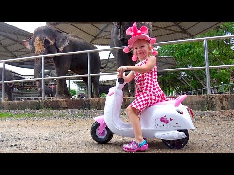 Thumbnail: Crying baby by motorcycle Johny Johny Yes Papa Nursery Rhymes Songs for Babies and Toddlers