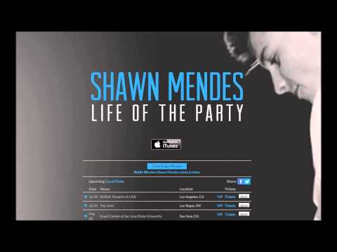 Shawn Mendes Interview With Ashley Nickels On 107.9 The End