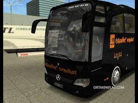 18 Wheels of the Steel Haulin Otobüs Mod İstanbul-Ankara